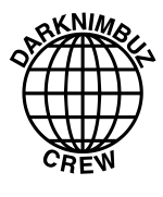 Darknimbuz Crew Logo (white)